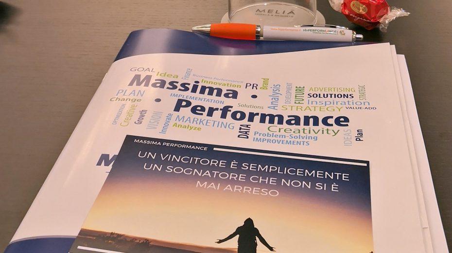 corso di massima performance